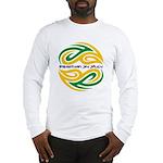 Tattoo design BJJ Long Sleeve T-Shirt