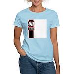 Jiu jitsu basics black red Women's Light T-Shirt