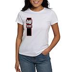 Jiu jitsu basics black red Women's T-Shirt