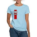 BJJ basics, red white black Women's Light T-Shirt
