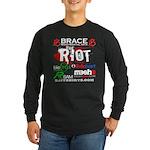 Dan Hyatt MMA Long Sleeve Dark T-Shirt