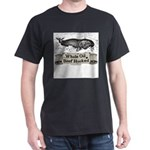 Whale Oil Beef Hooked Dark T-Shirt