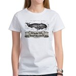 Whale Oil Beef Hooked Women's T-Shirt