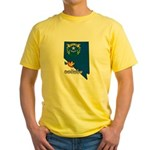 ILY Nevada Yellow T-Shirt