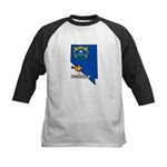 ILY Nevada Kids Baseball Jersey