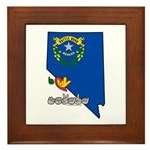 ILY Nevada Framed Tile