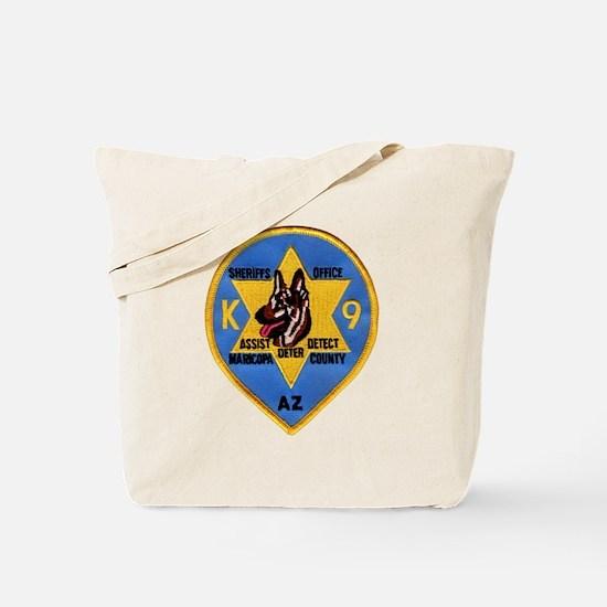 Maricopa Sheriff K9 Tote Bag