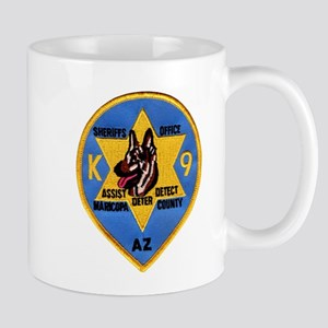 Maricopa Sheriff K9 Mug