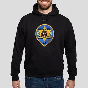 Maricopa Sheriff K9 Hoodie (dark)