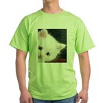 The Eyes Have It Green T-Shirt