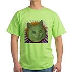 One Blue Green T-Shirt
