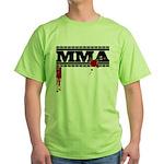 MMA Green T-Shirt
