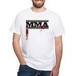 MMA White T-Shirt
