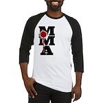 Mixed Martial Art Baseball Jersey