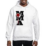 Mixed Martial Art Hooded Sweatshirt