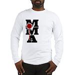 Mixed Martial Art Long Sleeve T-Shirt