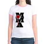 Mixed Martial Art Jr. Ringer T-Shirt