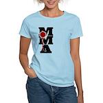 Mixed Martial Art Women's Light T-Shirt