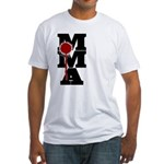 Mixed Martial Art Fitted T-Shirt