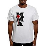 Mixed Martial Art Light T-Shirt