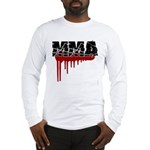 Rough MMA no frills Long Sleeve T-Shirt
