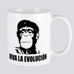 Viva La Evolucion Mug