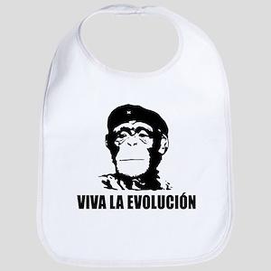 Viva La Evolucion Bib