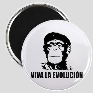 "Viva La Evolucion 2.25"" Magnet (10 pack)"