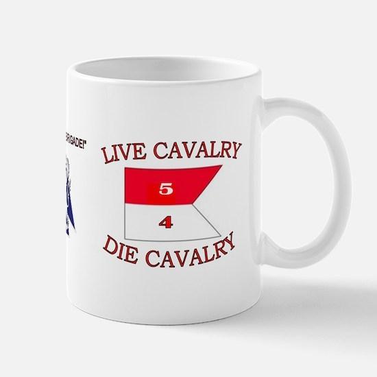 5th Squadron 4th Cavalry Mug