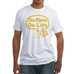 No Mayo No Life Fitted T-Shirt