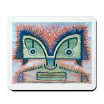 Ethnographic Mask Mousepad