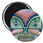Ethnographic Mask Magnet