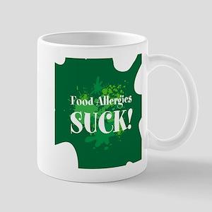 Food Allergies Suck! Mugs