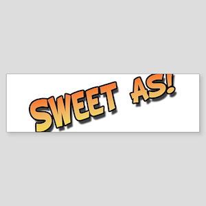 Sweet as orange Sticker (Bumper)