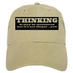 Thinking is not illegal Cap