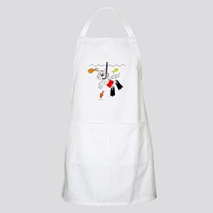 Scuba Diving / Snorkle Cat Apron
