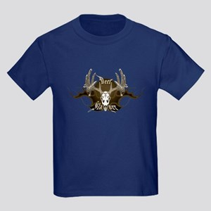 Deer Slayer Kids Dark T-Shirt