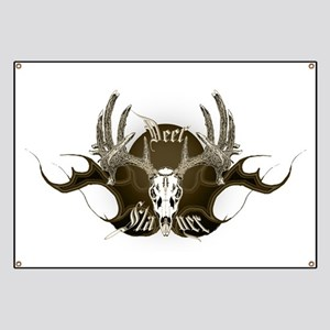 Deer Slayer Banner