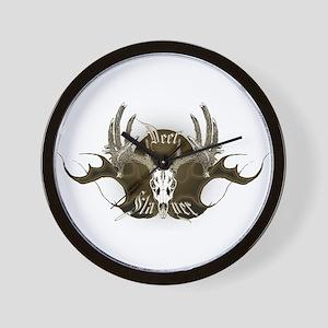 Deer Slayer Wall Clock