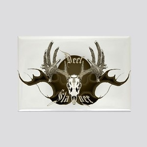 Deer Slayer Rectangle Magnet