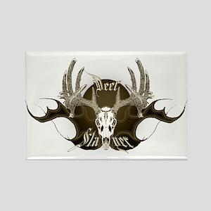 Deer Slayer Rectangle Magnet