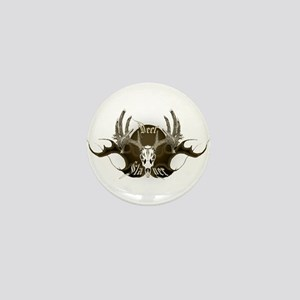 Deer Slayer Mini Button
