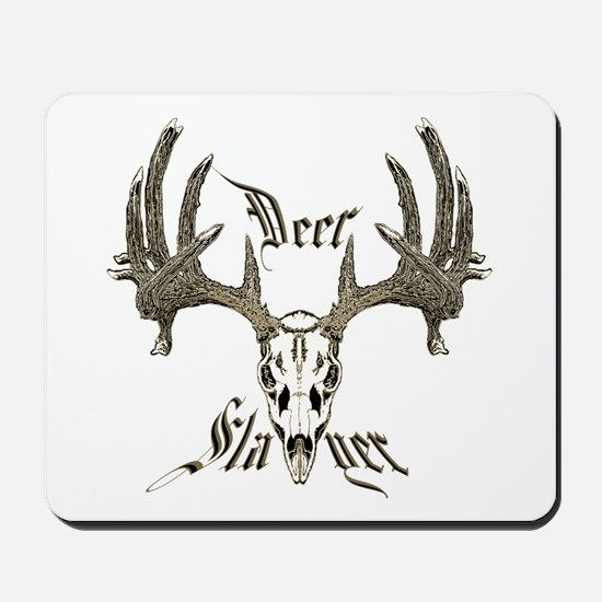 Deer slayer 1 Mousepad