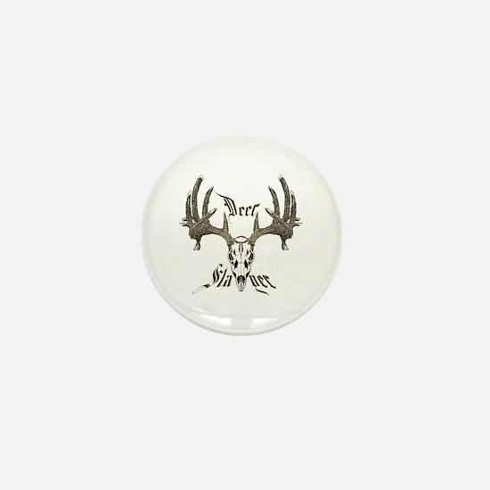 Deer slayer 1 Mini Button
