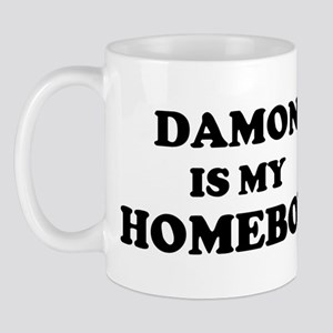 Damon Is My Homeboy Mug