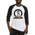 rtr_logo in color for black shirts Baseball Jersey