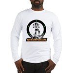 rtr_logo in color for black shirts Long Sleeve T-S