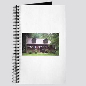 Country Living - Log Cabin Journal