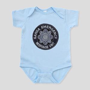 Irish Police SWAT Infant Bodysuit