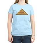 Golden Aztec Eagle Women's Light T-Shirt